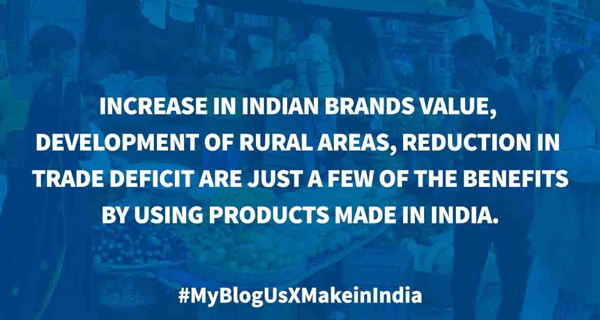 Make In India Campaign Banner
