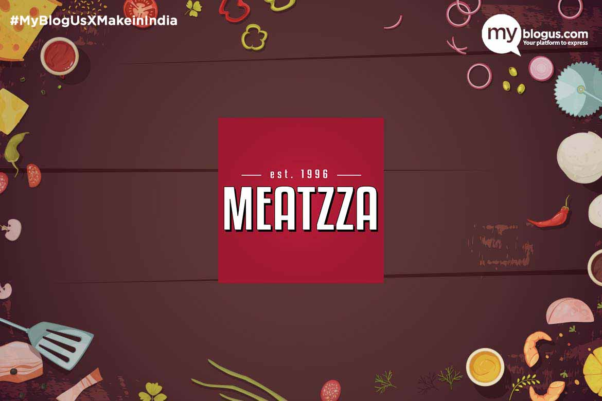 Meatzza - Made in India RTE Brand
