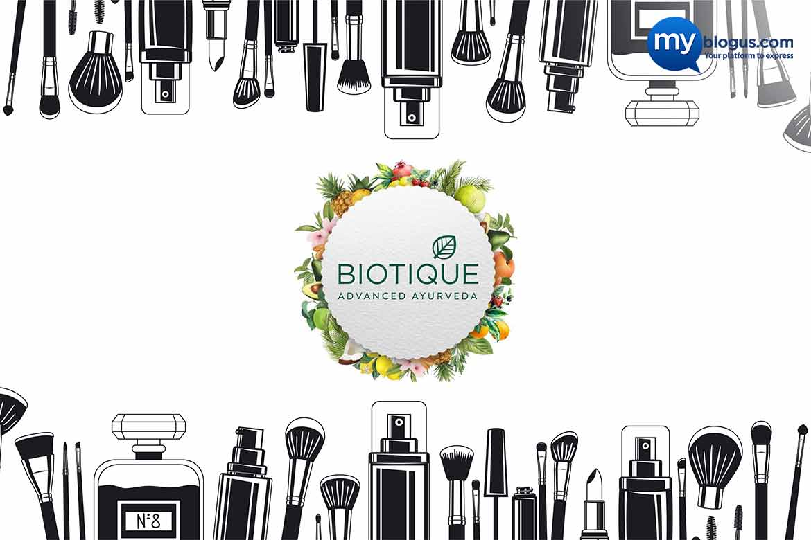 Made in India Cosmetic Brand Biotique