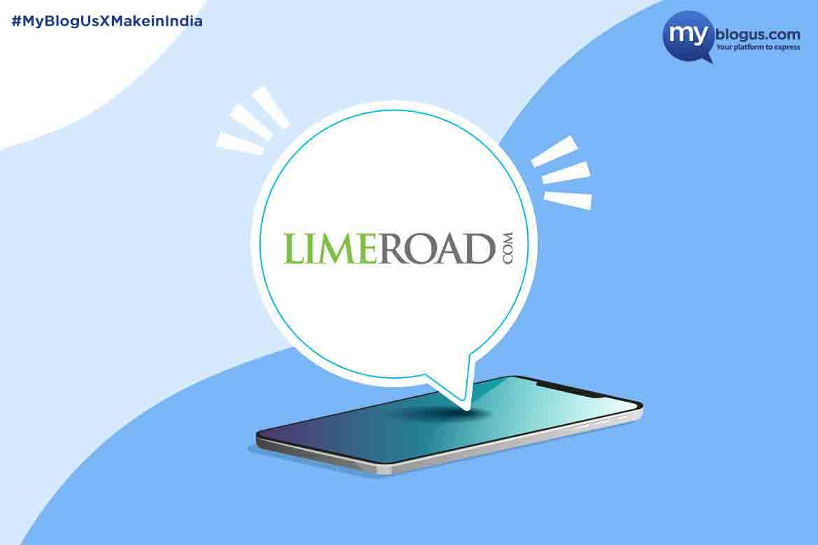 LimeRoad is India's First women's Social shopping website
