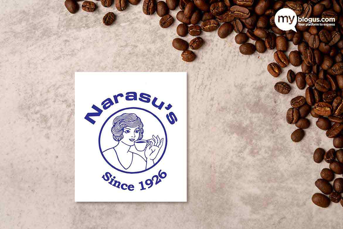 Made In India Coffee Brand Narasus's
