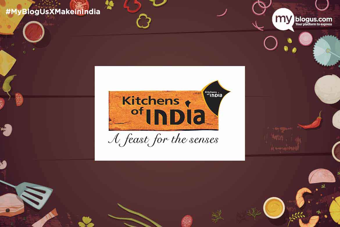 ITC Kitchen of India - Made in India RTE Brand