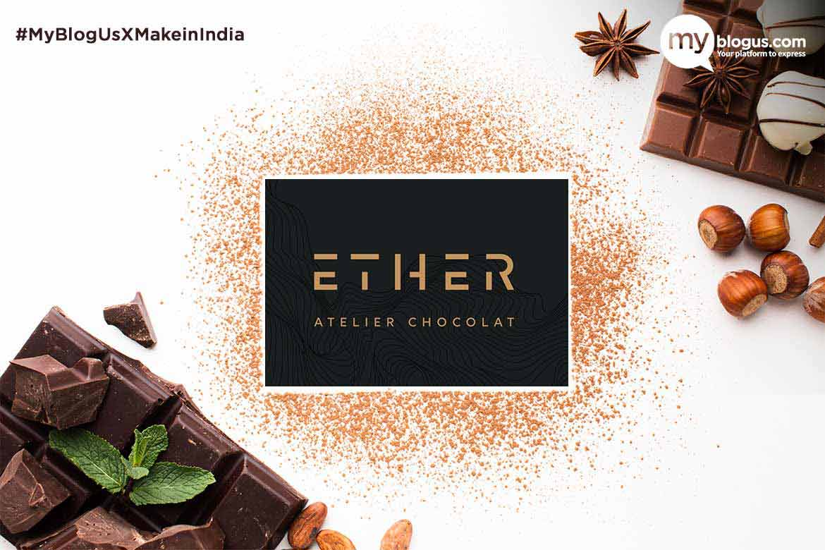 Ether Atelier - Chocolat Homegrown Chocolate Brand