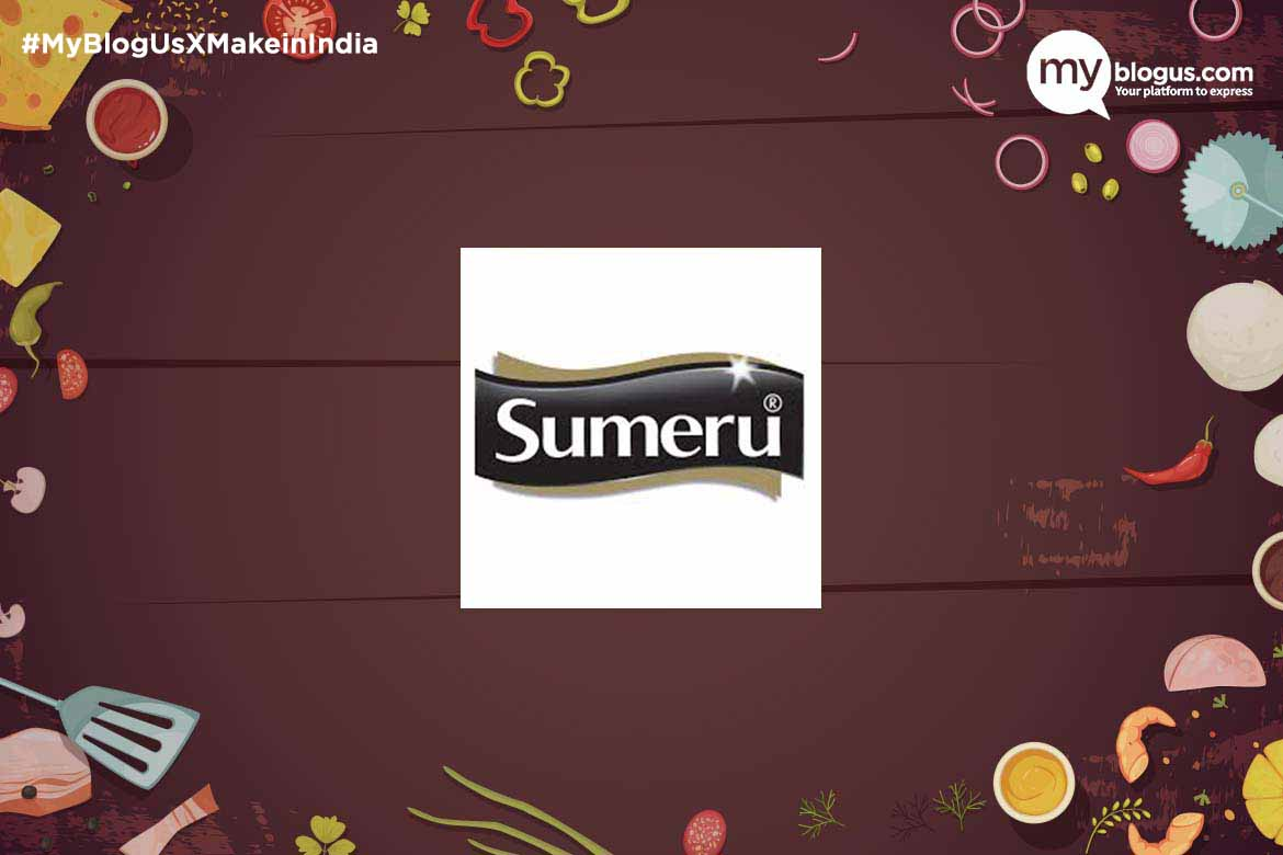 Sumeru - Made in India RTE Brand
