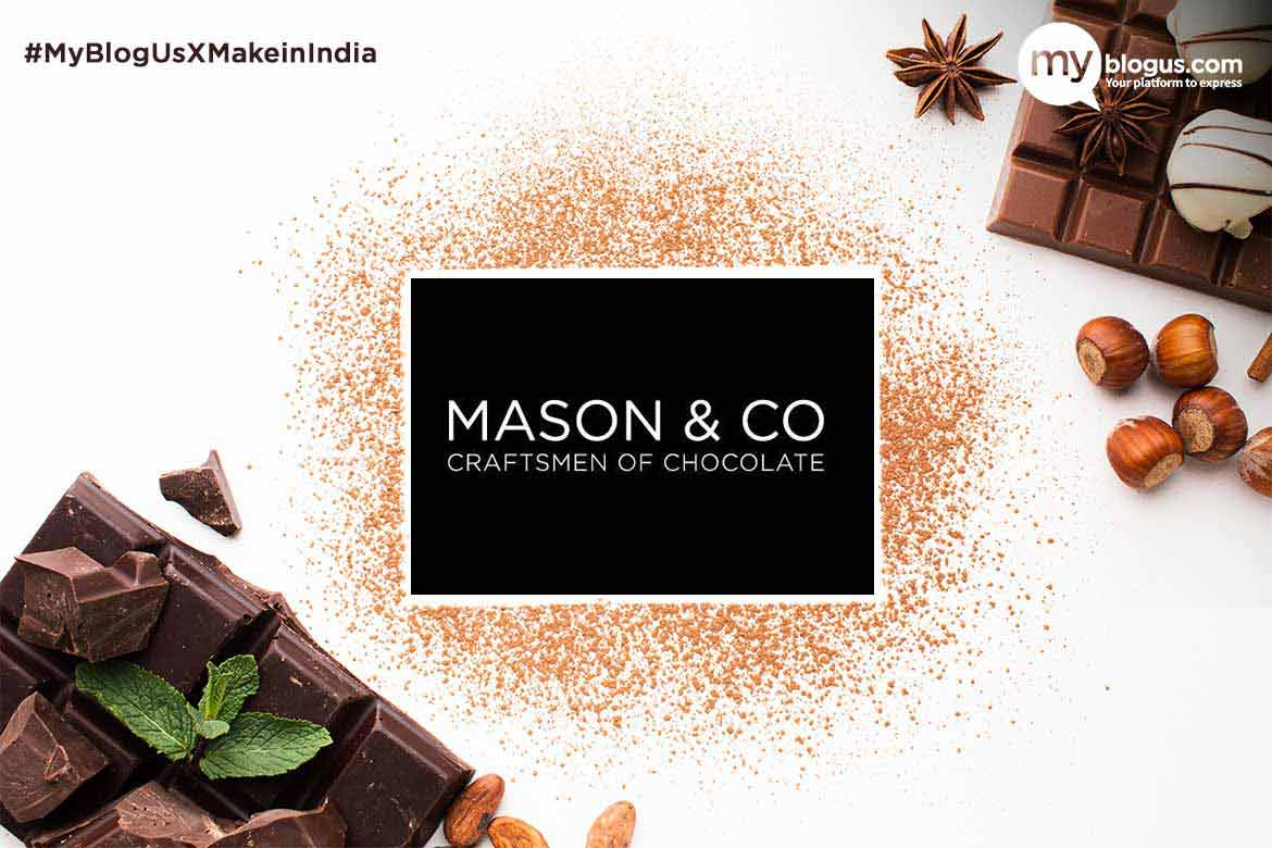 Mason & Co. Homegrown Chocolate Brand