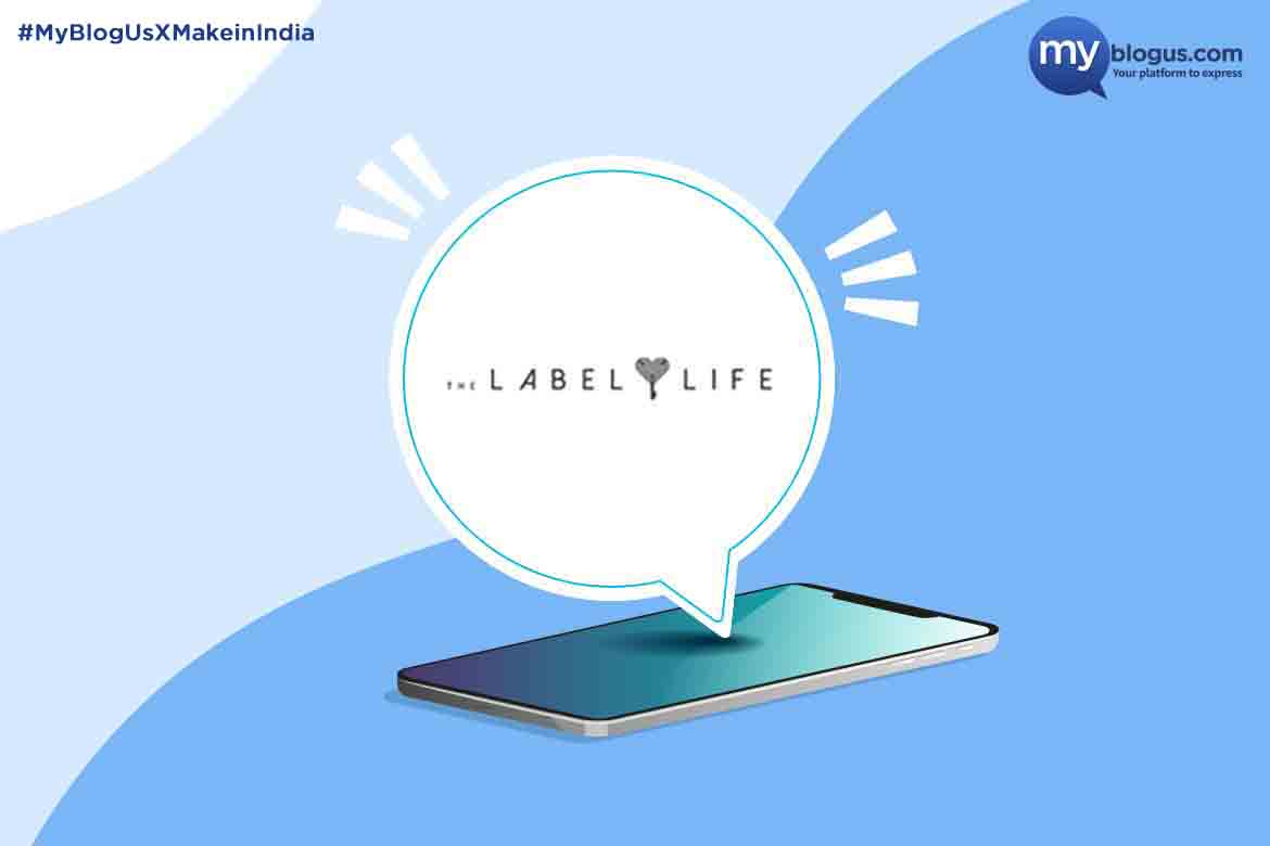 Make in India - The Label Life