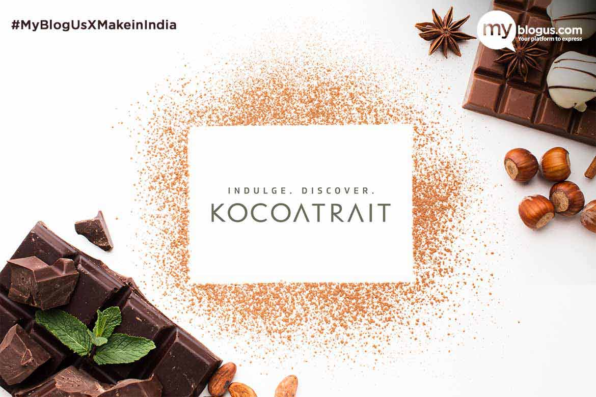 Kocoatrait Homegrown Chocolate Brand