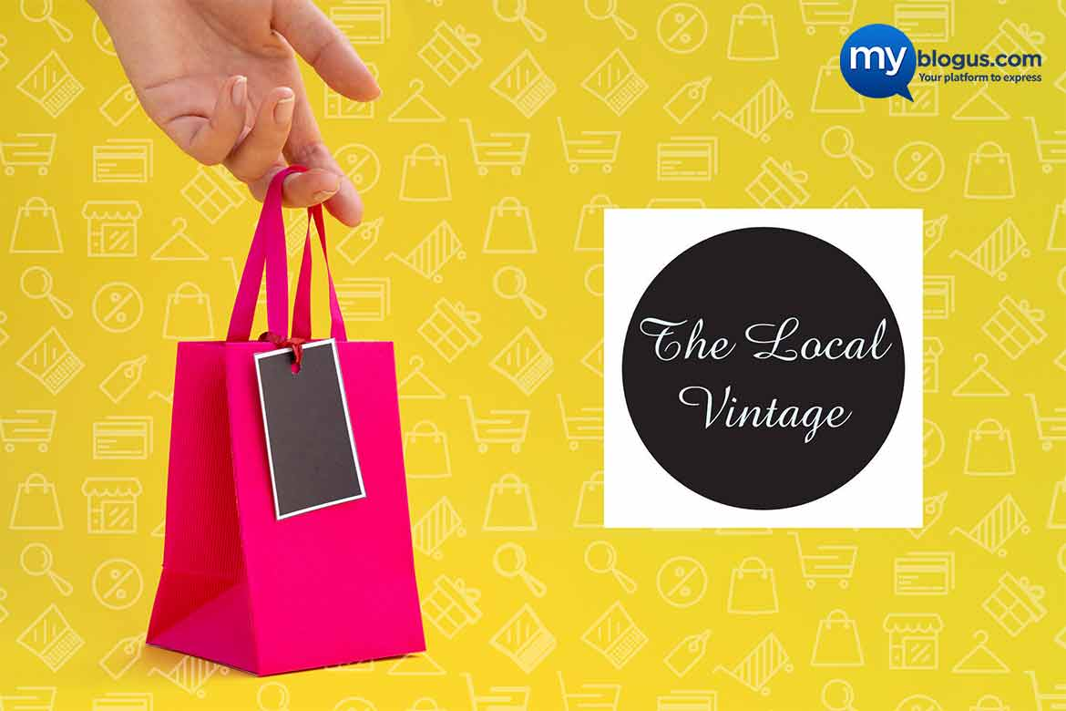 Shop the Local Vintage - Online Thrift Store
