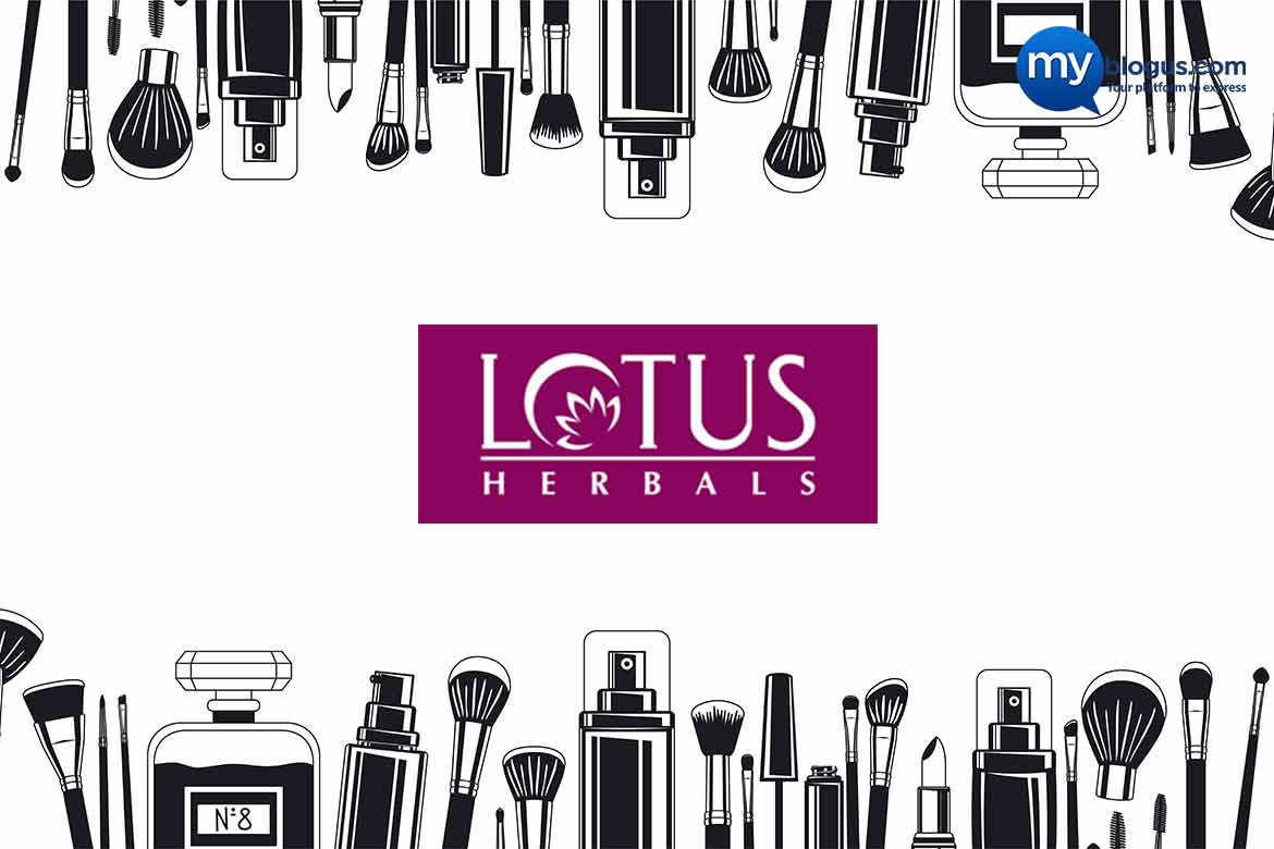 Made in India Cosmetic Brand Lotus