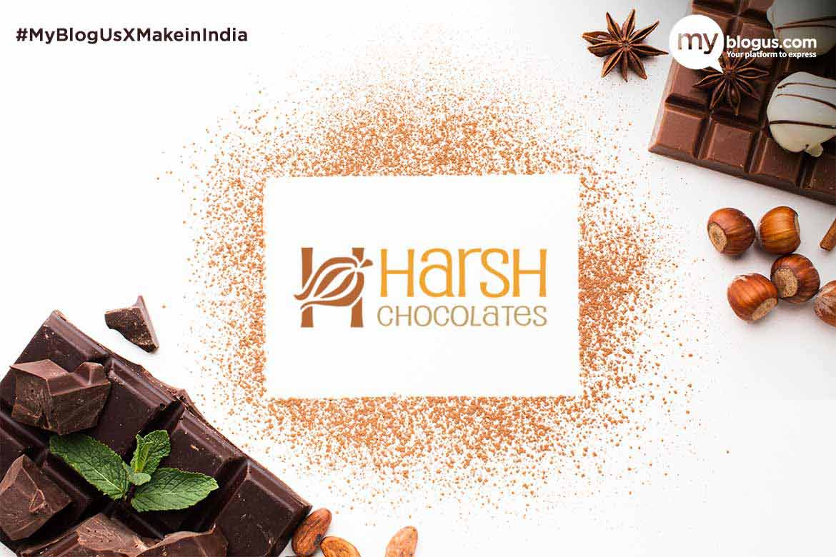 Harsh Chocolates Homegrown Chocolate Brand