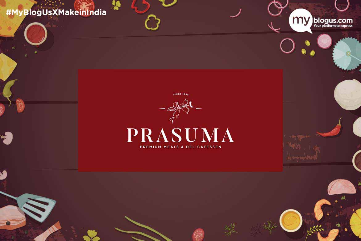 Prasuma - Made in India RTE Brand