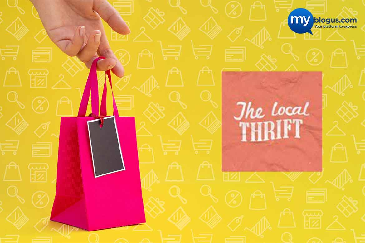 The Local Thrift - Online Thrift Store