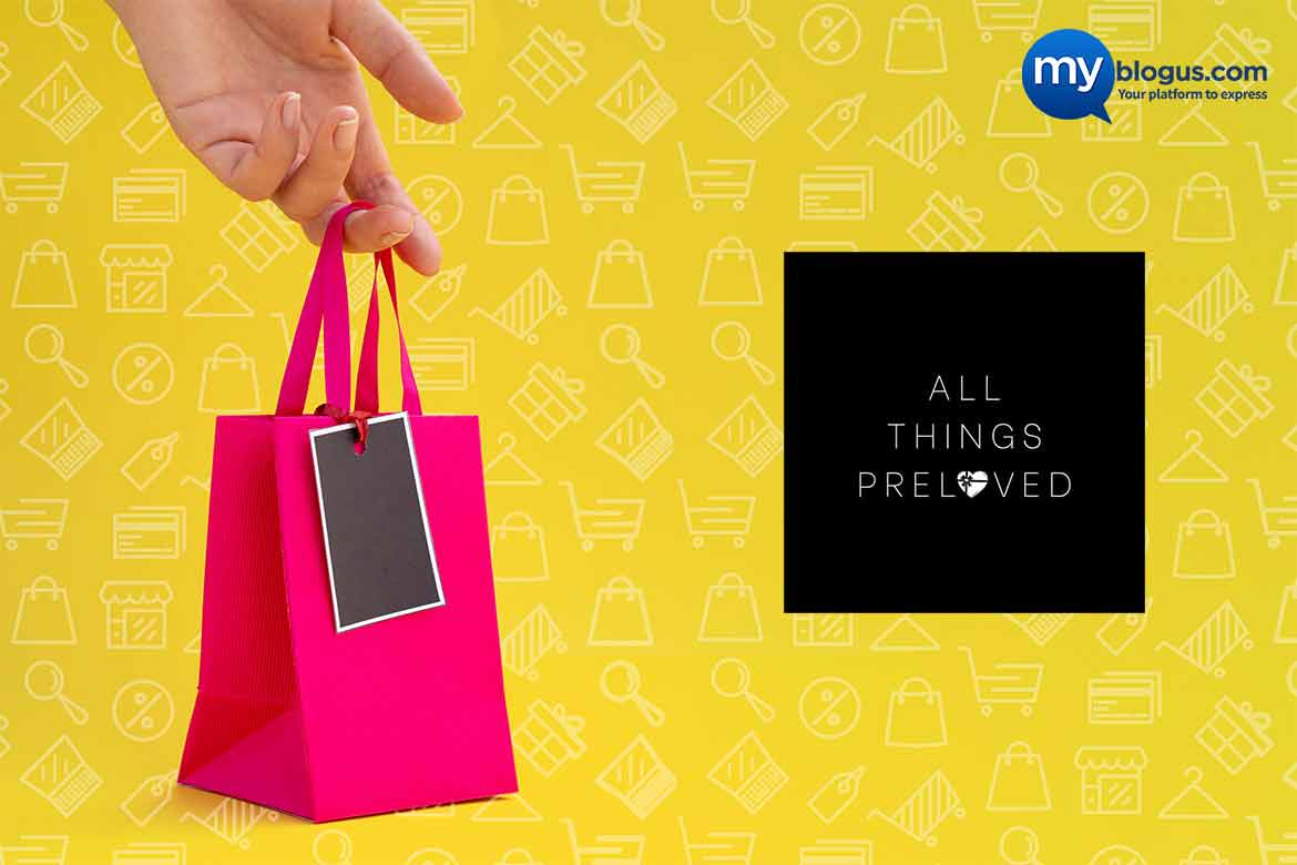 All Things PreLoved - Online Thrift Store