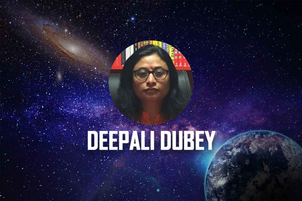 Astrologers in India - Deepali Dubey