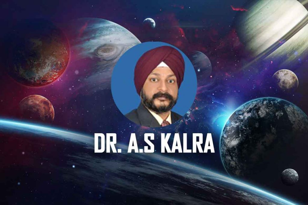 Astrologers in India - Dr. A.S Kalra