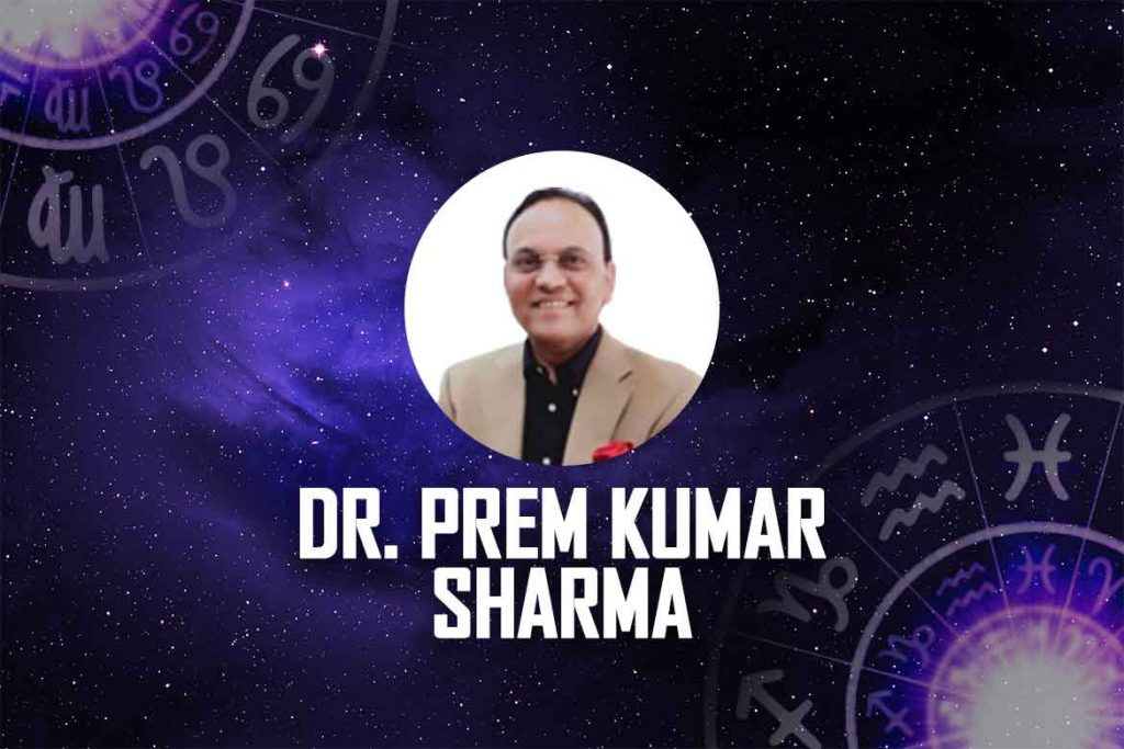 Astrologers in India - Dr. Prem Kumar Sharma