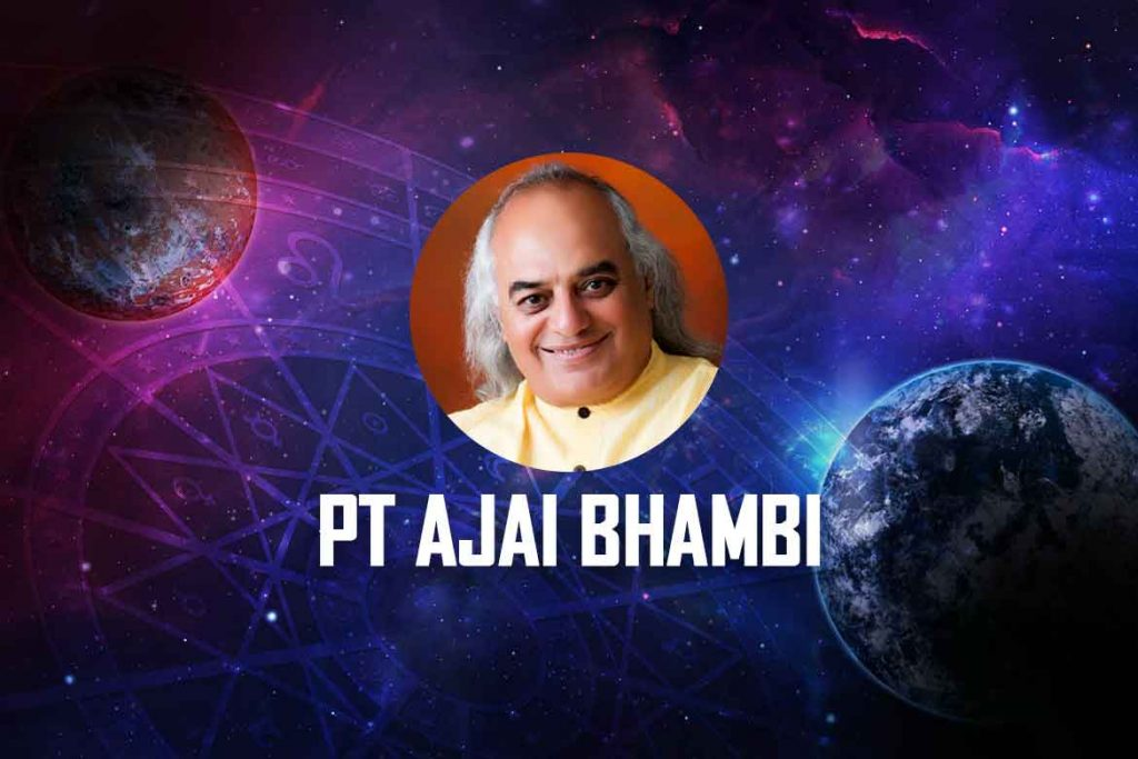 Astrologers in India - Pt Ajai Bhambi