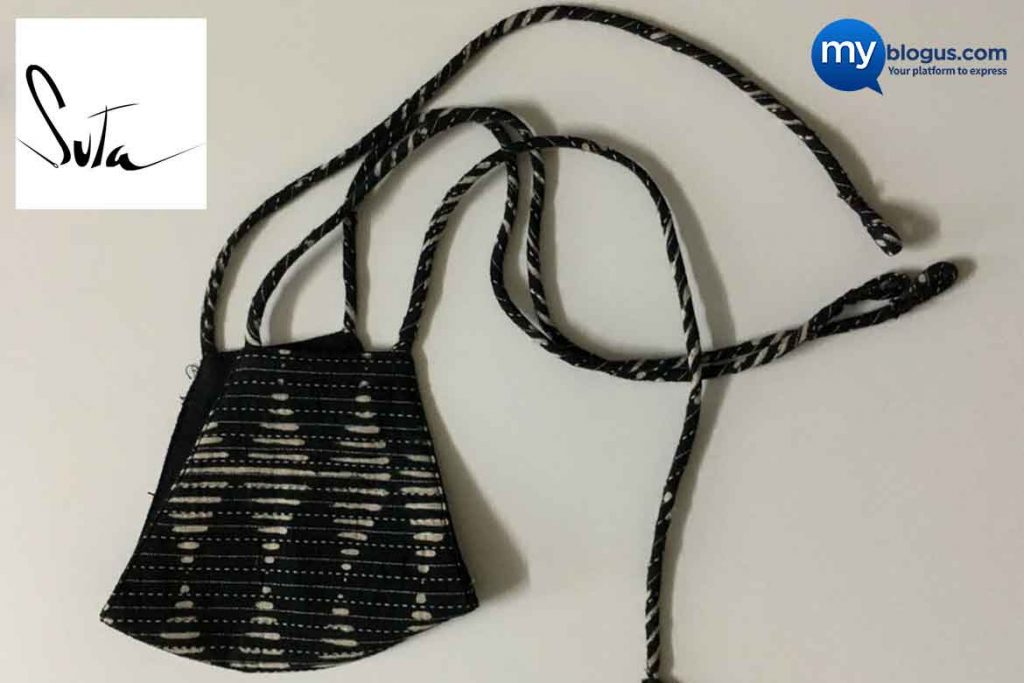 Made in India mask - Suta