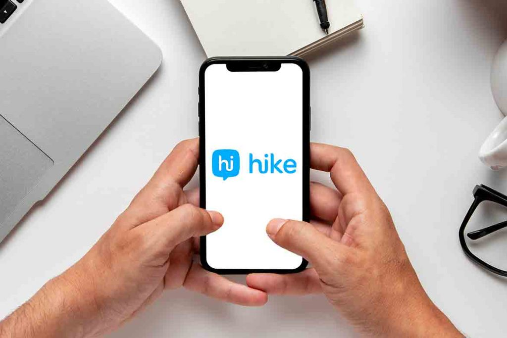 Made in India Messaging App - Hike