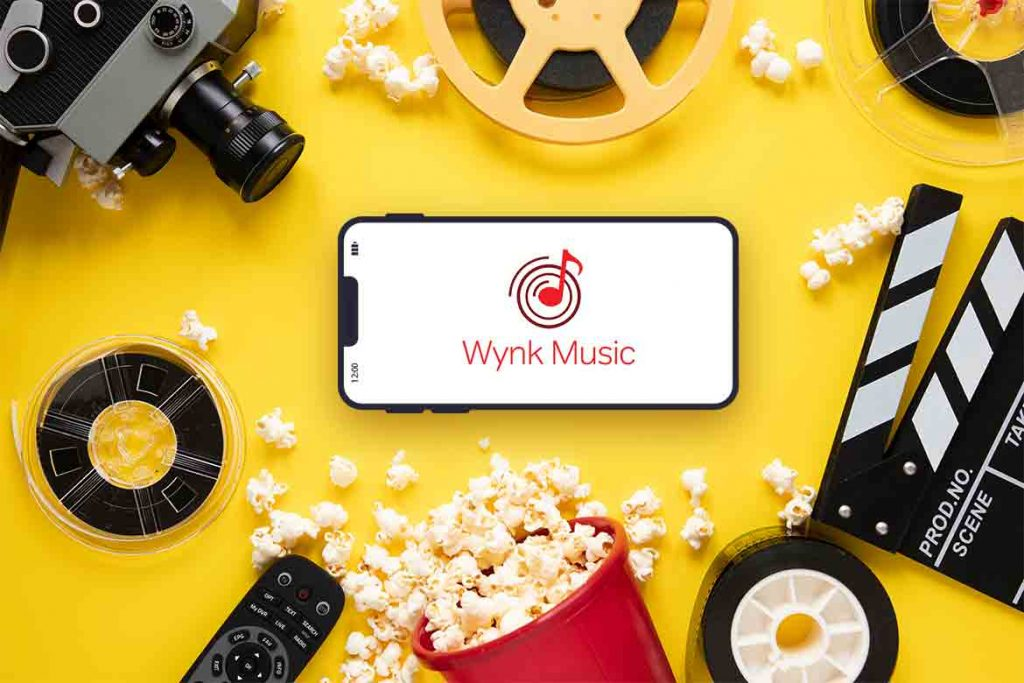 Made in India Entertainment App - Wynk Music