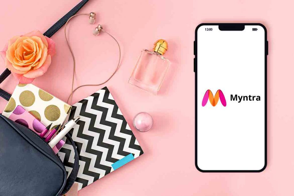 Made in India E-commerce App - Myntra