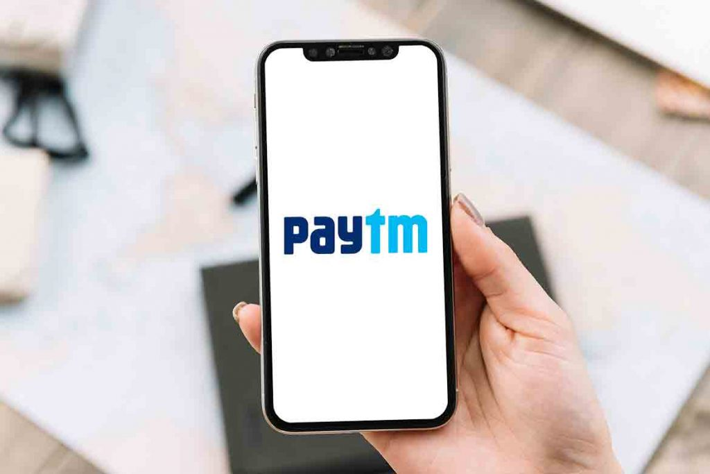 Made in India Payment App - Paytm