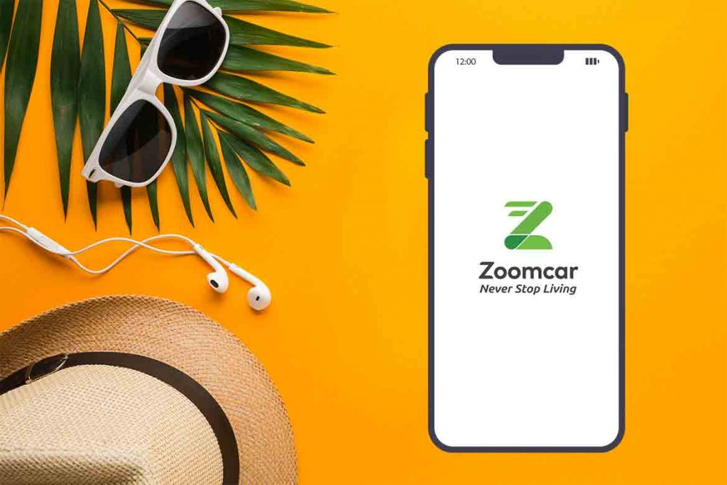 Made In India travel app Zoomcar