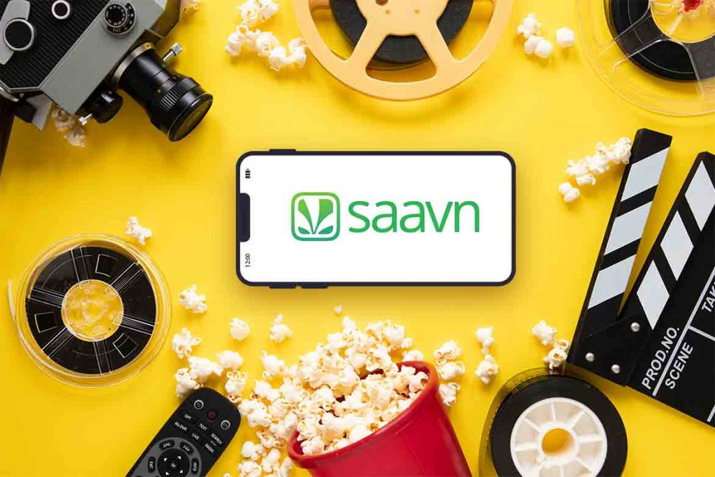 Made in India Entertainment App - Saavn
