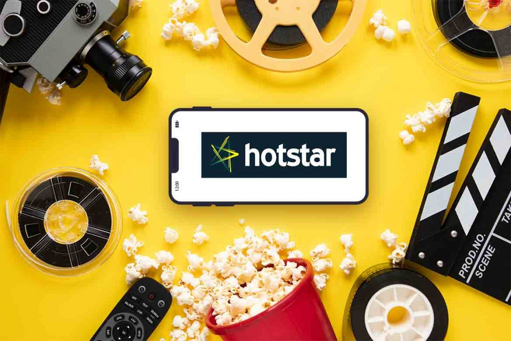 Made in India Entertainment App - Hotstar