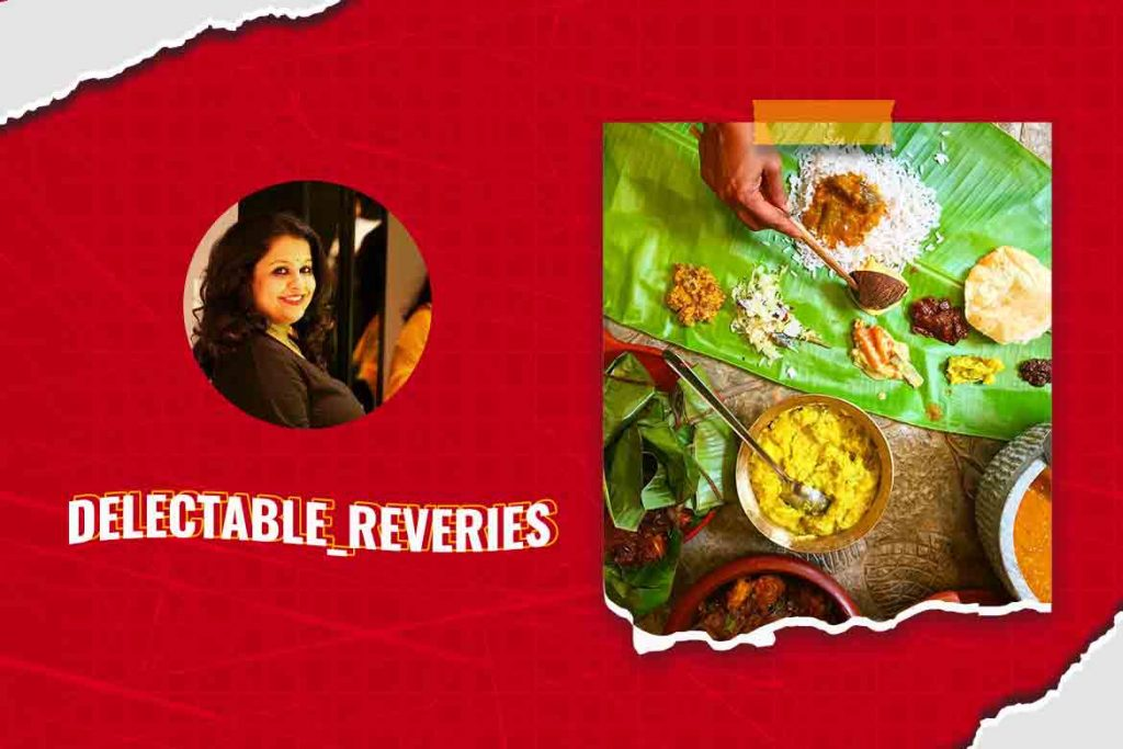 Delectable Reveries - Indian Food Bloggers