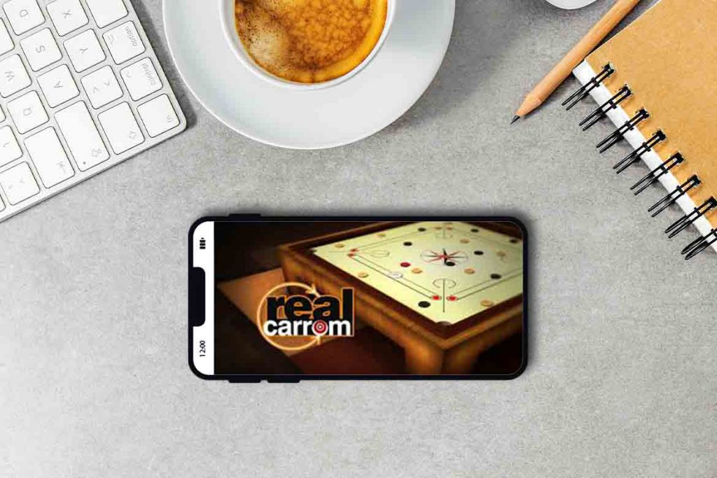 Made in India Gaming App - Carrom Live 3D