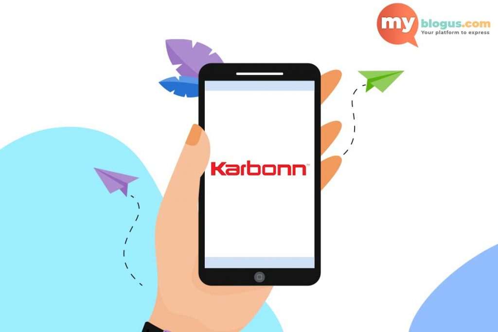 MADE IN INDIA MOBILE - Karbonn