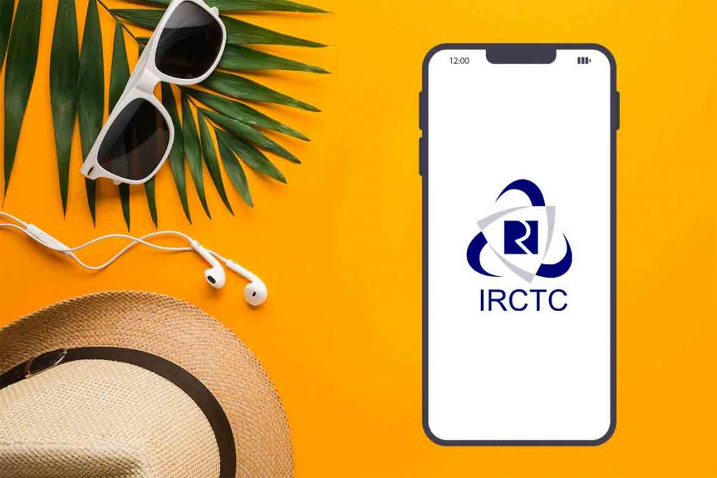Made In India Travel app - IRCTC