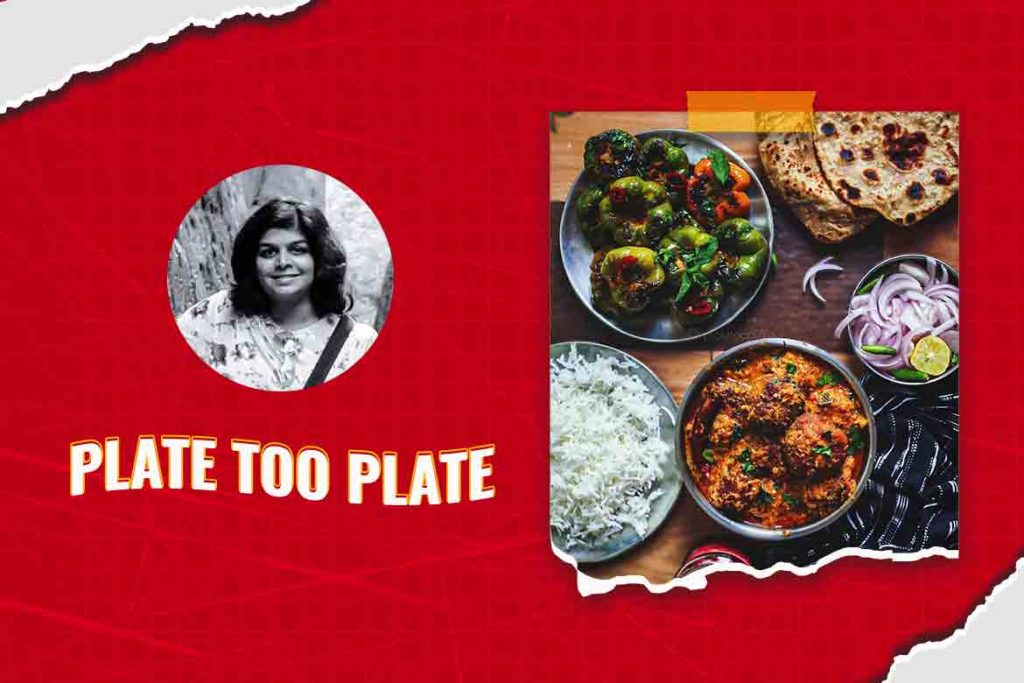 Plate too Plate - Indian Food Bloggers
