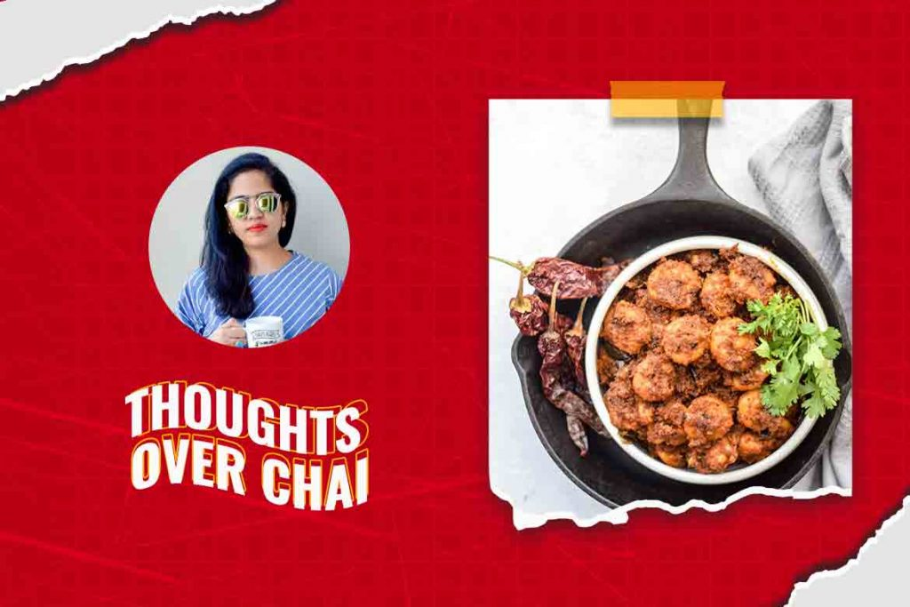 Thoughts over chai - Indian Food Bloggers