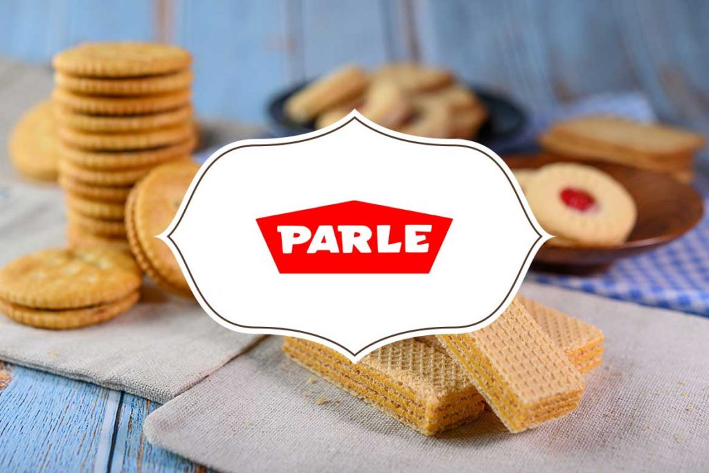 Indian Biscuit Brands - Parle