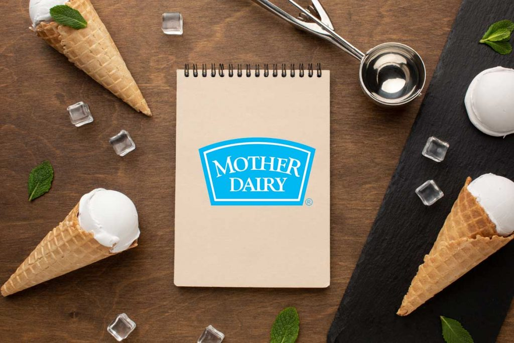 Indian Ice-cream Brands - Mother Dairy