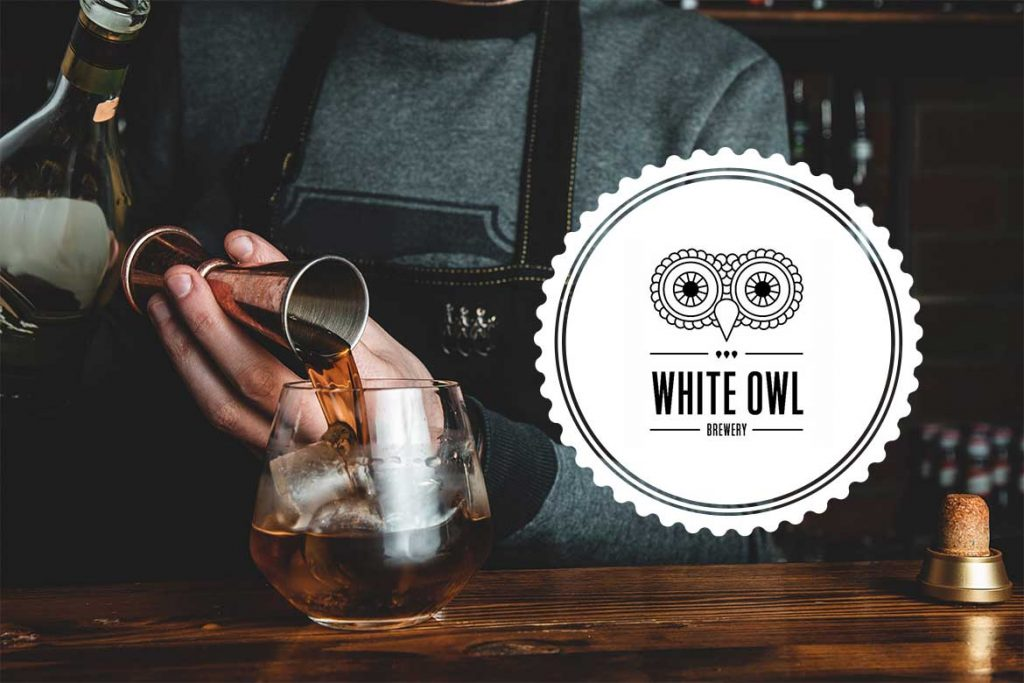 Indian Liquor Brands - White Owl Brewery