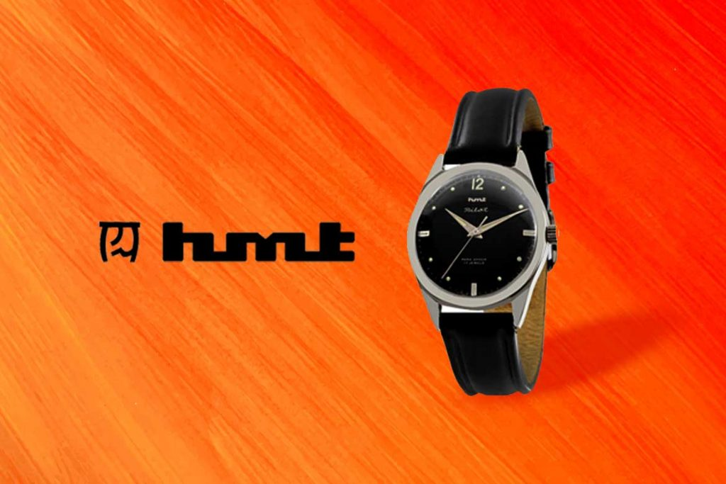 Made In India Watch Brand - HMT