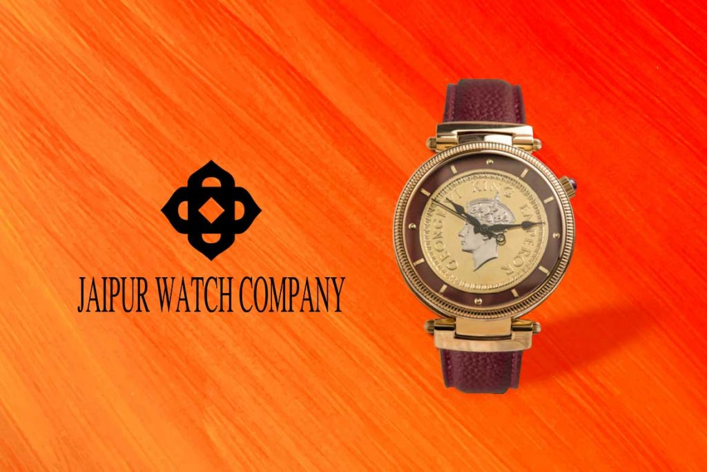Made In India Watch Brand - Jaipur Watch Company