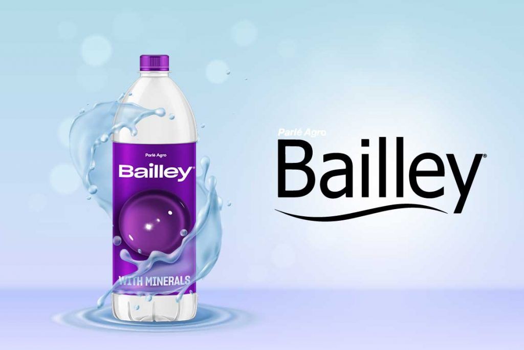 Indian Bottled Water Brands - Bailley Water