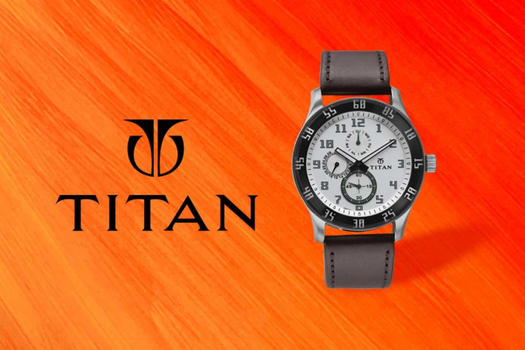 Made In India Watch Brand - Titan