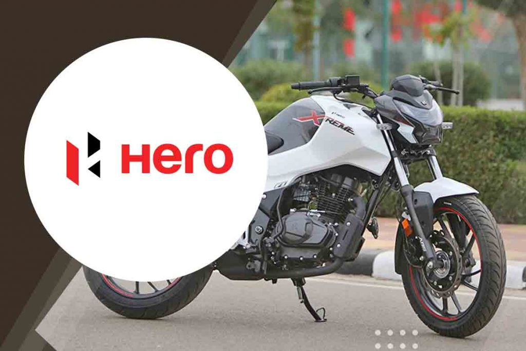 Indian Bikes Brand - Hero Moto corp
