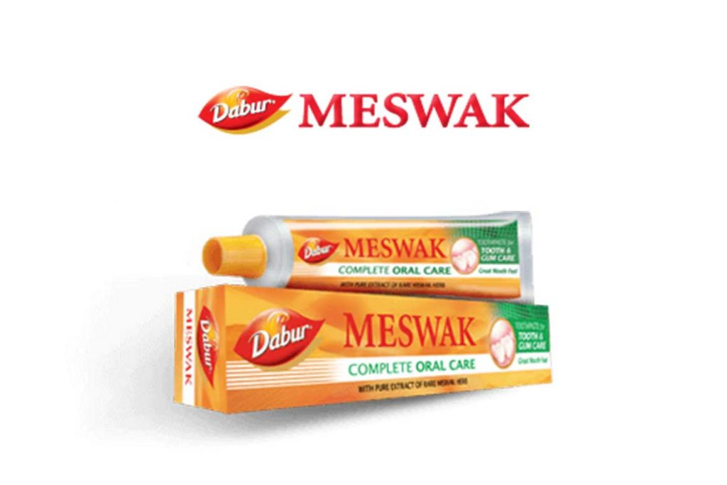 INDIAN TOOTHPASTE BRANDS - Meswak