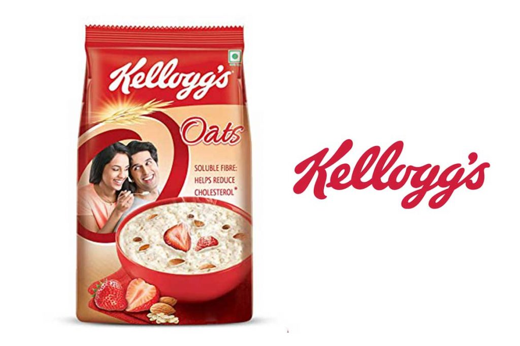 Made In India Oats Brands - Kellogg's Oats