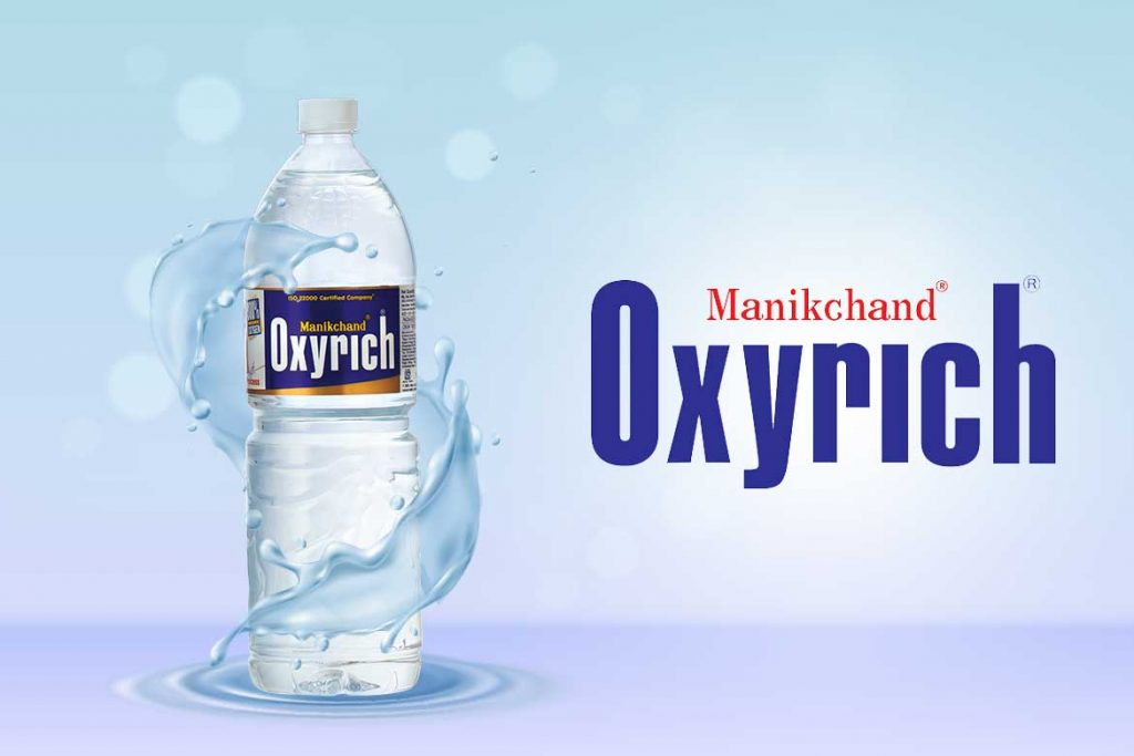 Indian Bottled Water Brands - Oxyrich Water