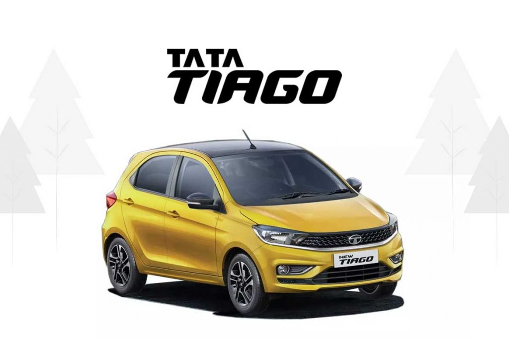 Made In India Cars - TATA Tiago