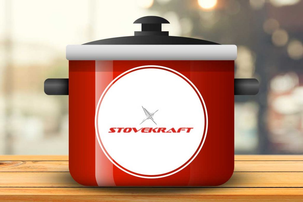 Pigeon by Stovekraft Deluxe Aluminium Pressure Cooker