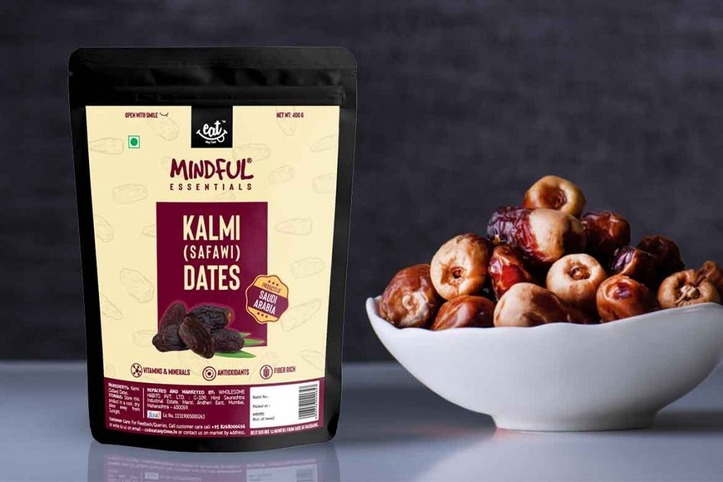 INDIAN DATES BRAND - EAT ANYTIME