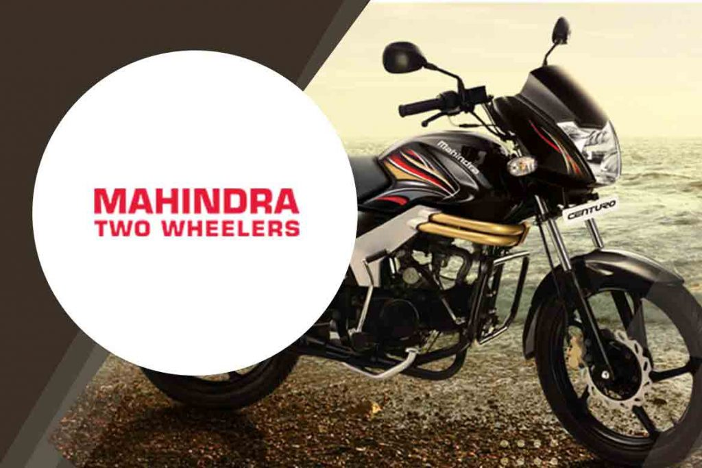 Indian Bikes Brand - Mahindra Two-Wheelers Ltd